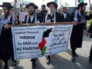 Izraelskí občania demonštrujú za slobodu Gazy a Palestíny